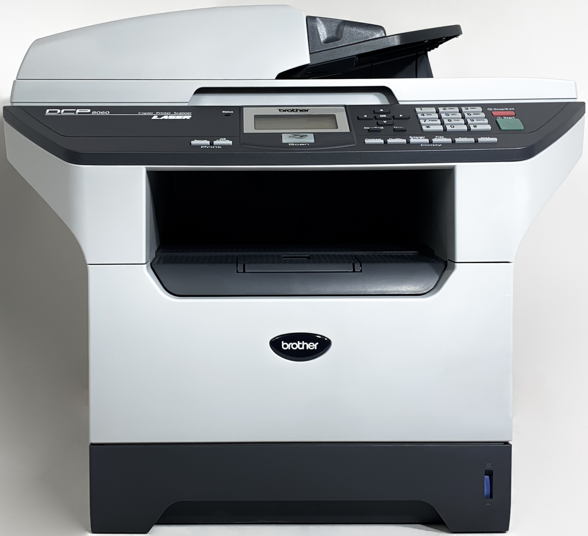 Brother DCP-8060 All-In-One Laser Printer - White Spider ...